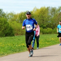 46. jooks ümber Harku järve - Kaido Paju (447)
