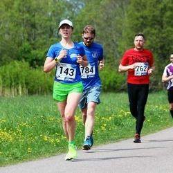 46. jooks ümber Harku järve - Silja Jürs (143)
