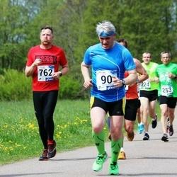 46. jooks ümber Harku järve - Einar Hillep (90), Jüri Vlassov (762)