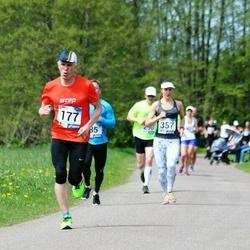 46. jooks ümber Harku järve - Janek Karbe (177)