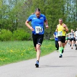 46. jooks ümber Harku järve - Mart Kajari (154)