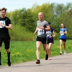 46. jooks ümber Harku järve - Sander Kabur (148)
