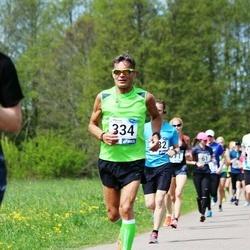 46. jooks ümber Harku järve - Märt Lääts (334)