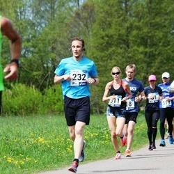 46. jooks ümber Harku järve - Mihhail Kornõšev (232)