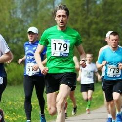46. jooks ümber Harku järve - Erti Kares (179)