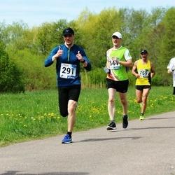 46. jooks ümber Harku järve - Andrei Lambinen (291), Rivo Roo (544)