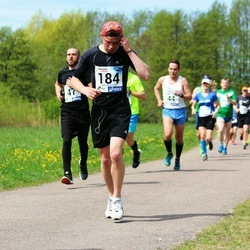46. jooks ümber Harku järve - Kaspar Karumaa (184)