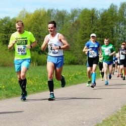 46. jooks ümber Harku järve - Hannes Oks (860)