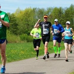 46. jooks ümber Harku järve - Tambet Tõnisson (695)