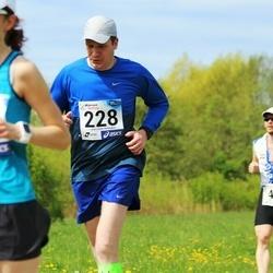 46. jooks ümber Harku järve - Ilmar Koolmeister (228)