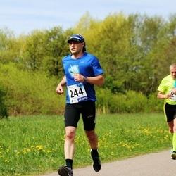 46. jooks ümber Harku järve - Karel Krist (244)
