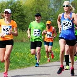 46. jooks ümber Harku järve - Maris Lillep (865)