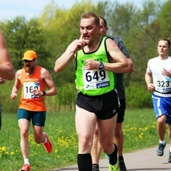 46. jooks ümber Harku järve - Juhan Telling (649)