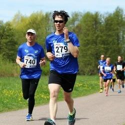 46. jooks ümber Harku järve - Allar Laane (279)