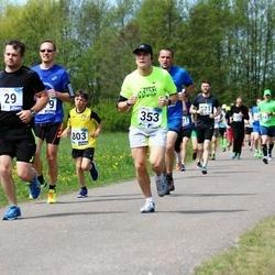46. jooks ümber Harku järve - Jevgeni Martjušev (353)