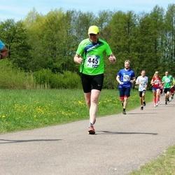 46. jooks ümber Harku järve - Heigo Paide (445)
