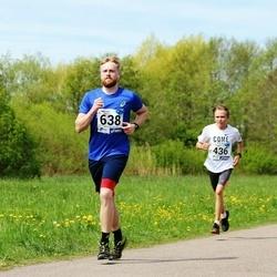 46. jooks ümber Harku järve - Toomas Talviste (638)