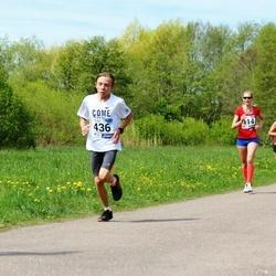46. jooks ümber Harku järve - Fred Ots (436)