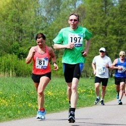 46. jooks ümber Harku järve - Mati Kiilu (197)
