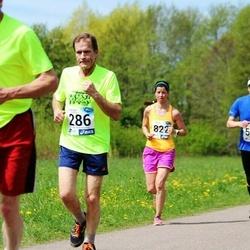 46. jooks ümber Harku järve - Jüri Laanmets (286)