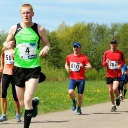 46. jooks ümber Harku järve - Viljar Laanes (284), Risto Eelmaa (810)