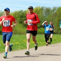 46. jooks ümber Harku järve - Viljar Laanes (284), Ülar Vaadumäe (707), Risto Eelmaa (810)