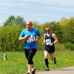 46. jooks ümber Harku järve - Kaido Plovits (492), Sepo Kuri (815)