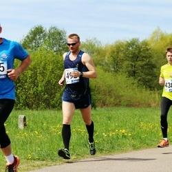 46. jooks ümber Harku järve - Vahur Ots (438), Kaido Plovits (492)