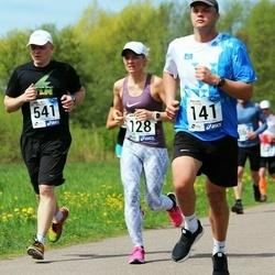 46. jooks ümber Harku järve - Kristel Juuro (128), Joel Järviste (141), Valter Ritso (541)