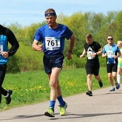46. jooks ümber Harku järve - Urmas Virkebau (761)