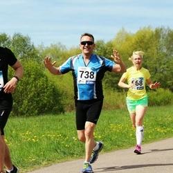 46. jooks ümber Harku järve - Toomas Vavilov (738)