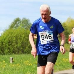 46. jooks ümber Harku järve - Hannes Roomet (546)