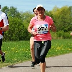 46. jooks ümber Harku järve - Marju Mikli (377)