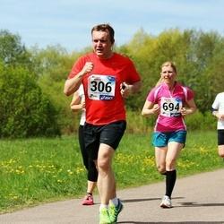 46. jooks ümber Harku järve - Andreas Leznevsky (306)