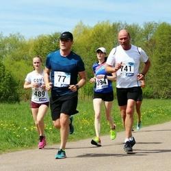 46. jooks ümber Harku järve - Tanel Veeleid (741)