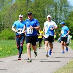 46. jooks ümber Harku järve - Oliver Jaakson (106)