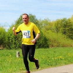 46. jooks ümber Harku järve - Raimo Oinus (423)