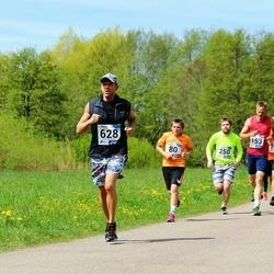 46. jooks ümber Harku järve - Marko Suurorg (628)