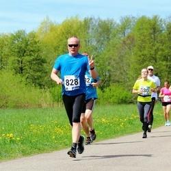 46. jooks ümber Harku järve - Jüri Vaikma (828)