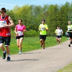 46. jooks ümber Harku järve - Taavet Kikas (202)