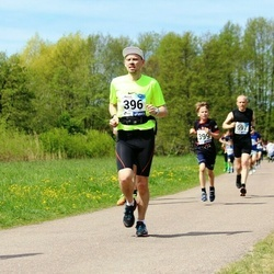 46. jooks ümber Harku järve - Indrek Mägi (396)