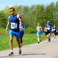 46. jooks ümber Harku järve - Tarmo Kiivit (201)