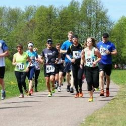 46. jooks ümber Harku järve - Erle Rudi (559)