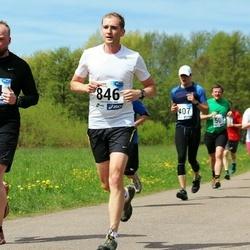 46. jooks ümber Harku järve - Ilja Generalov (74), Margo Dengo (846)