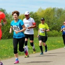 46. jooks ümber Harku järve - Reet Luhaäär (325)