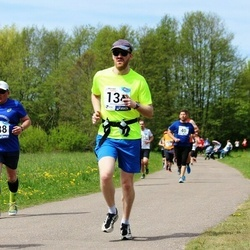46. jooks ümber Harku järve - Jakob Jõgi (134), Heino Lahe (288)