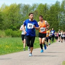 46. jooks ümber Harku järve - Aleksei Arhipov (40), Tauno Trallmann (680)