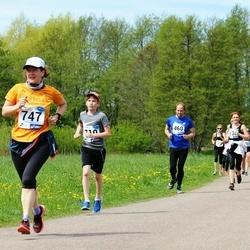46. jooks ümber Harku järve - Virve Vihman (747)
