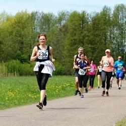 46. jooks ümber Harku järve - Nele Jõhvik (136)