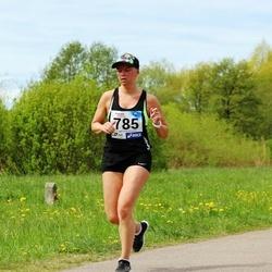 46. jooks ümber Harku järve - Liis Salla (785)